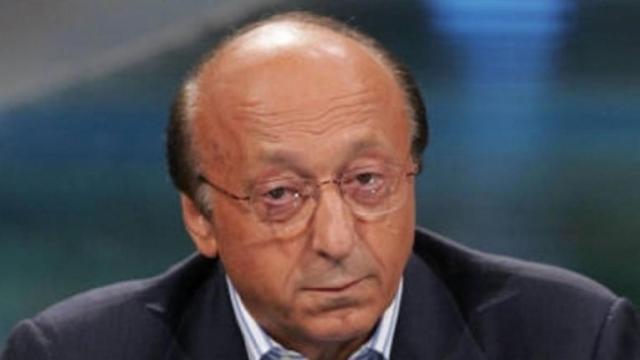 Moggi: 'Ai chi rievoca Calciopoli consiglio di riavvolgere il nastro'