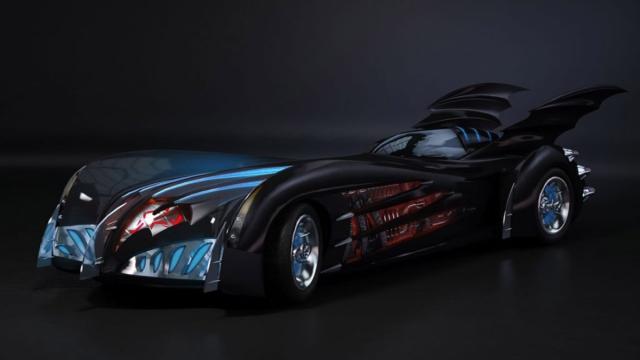 Matt Reeves divulga imagens do Batmóvel de 'The Batman'