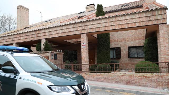 Toño Sanchís tuvo que salirse de la que era su casa ante la Guardia Civil
