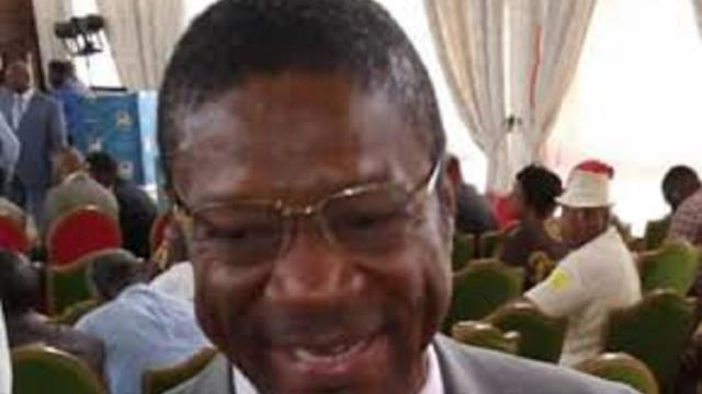 Luc Messi Atangana, premier Super Maire de Yaoundé