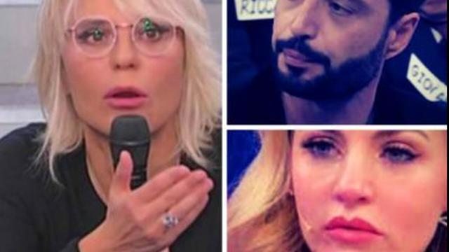 U&D: Maria De Filippi si infuria con Armando