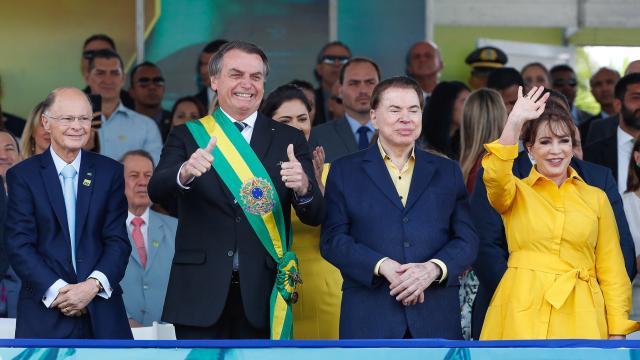 Silvio Santos tem vendas de Tele Sena inviabilizada pelo governo Bolsonaro