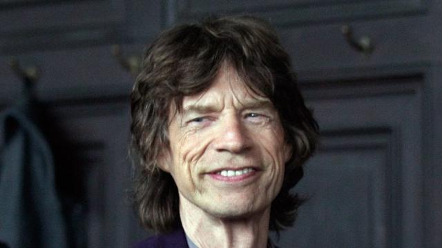 Depois de 20 anos fora do cinema, Mick Jagger voltou a atuar em The Burnt Orange Heresy