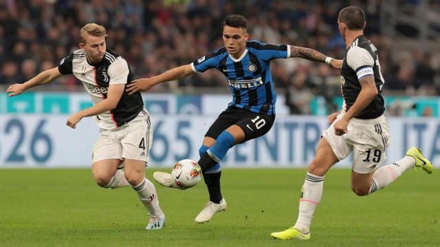 Probabili formazioni per il match Juventus-Inter: Cuadrado-Ronaldo-Dybala e Lukaku-Lautaro