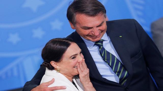 Regina Duarte já nomeou os seis auxiliares da Secretaria Especial da Cultura