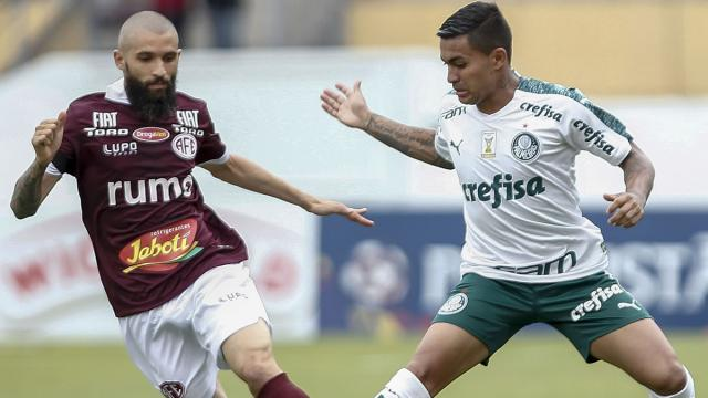 Com direito a estreia, Palmeiras está definido e escalado para encarar a Ferroviária