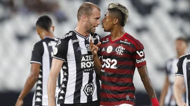 Flamengo x Botafogo: onde acompanhar om jogo ao vivo e possíveis escalações