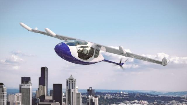 The flying taxi market is ready for takeoff, easing traffic congestion on roads