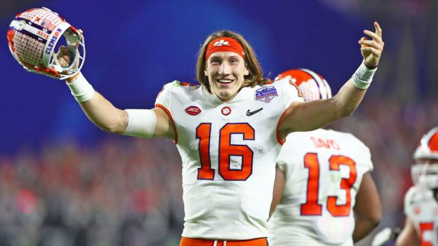 Clemson Tigers look for Trevor Lawrence replacement
