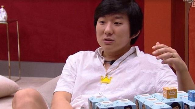 'BBB20': Pyong fala para Flayslane que é impossível uma aproximação com ela