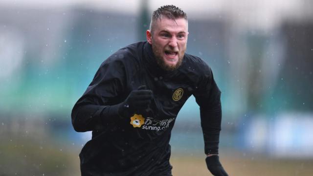 Inter, Il Manchester City avrebbe messo gli occhi su Skriniar