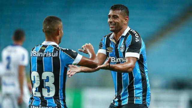 Grêmio aponta para 'escalação perfeita' diante do Inter no Grenal