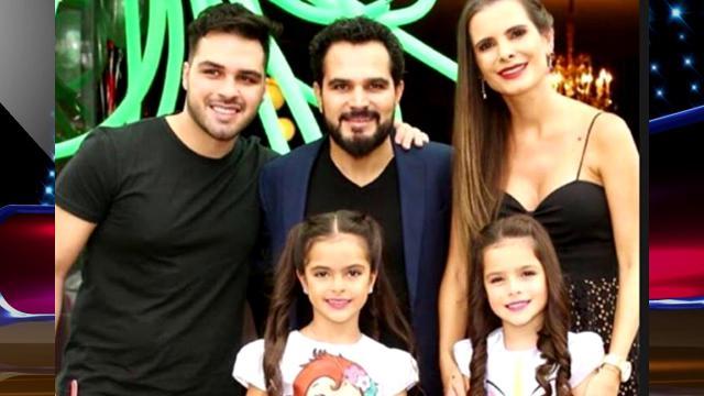Mães de realizam 'motim' para que gêmeas de Luciano Camargo não assistam as aulas