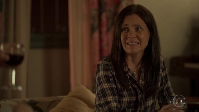 'Amor de Mãe': Jane dá conselho paraThelma para reatar com Durval