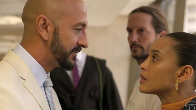 'Amor de Mãe': Vitória e Álvaro iniciam mais um embate após atentado contra Davi