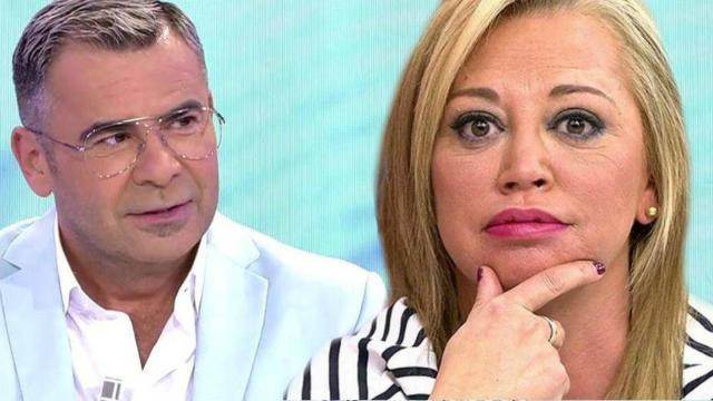 Jorge Javier y Belén Esteban se pican y puede haber guerra en Telecinco