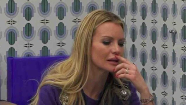 GF Vip, Barbara Eboli contro lo scherzo a Licia Nunez ta:'non sto ridendo per niente'