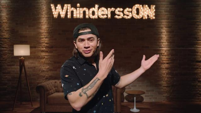 5 vídeos mais acessados no Youtube no canal de Whindersson Nunes