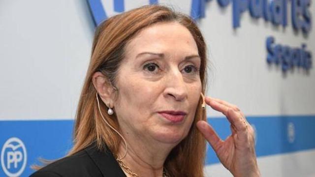 Coronavirus: Ana Pastor (PP) anuncia en Twitter que se ha contagiado y está bien