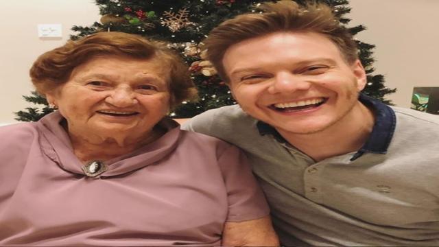 Avó de Michel Teló falece e ele lamenta: 'Vamos sentir saudades por aqui'