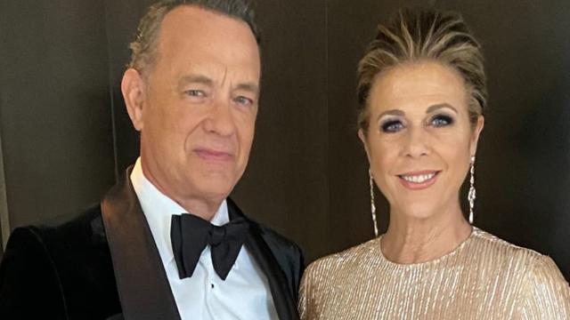 Tom Hanks confirma que ele e sua esposa estão com coronavírus
