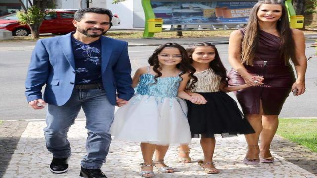 Filhas de Luciano Camargo sofrem revolta de pais de alunos depois de viajarem a Itália