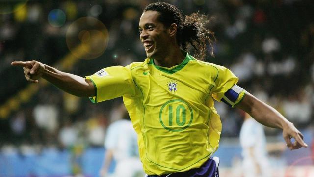 5 estrelas brasileiras que foram destaque na Copa do Mundo de Futebol em 2002
