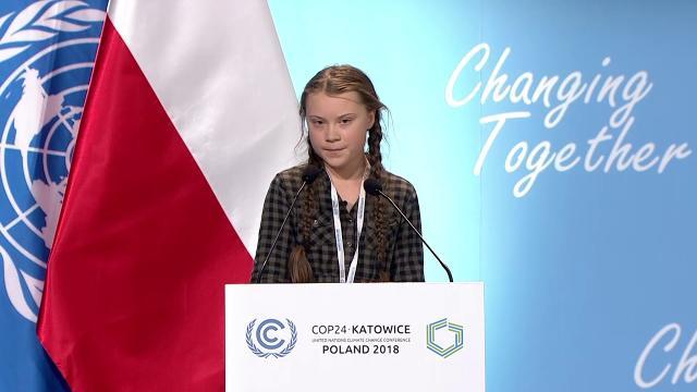 Coronavirus: Greta Thunberg urges fellow climate activists to protest online