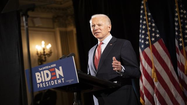 Joe Biden maintains lead over Bernie Sanders