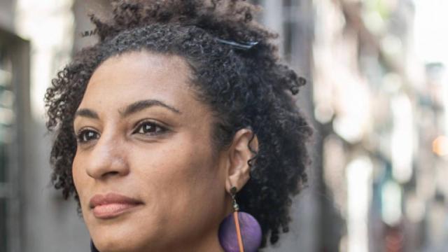 Documentário sobre a morte de Marielle Franco eleva audiência da Globo
