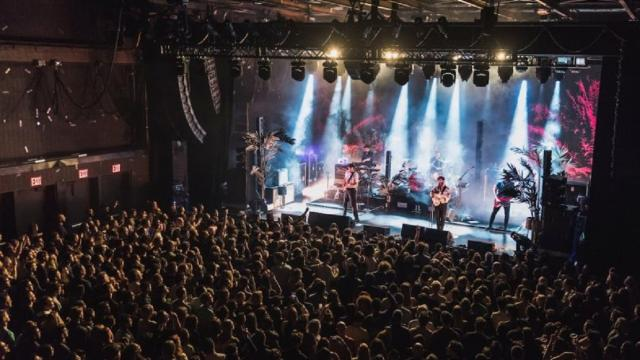 Coronavirus: Live Nation to halt all tours and events