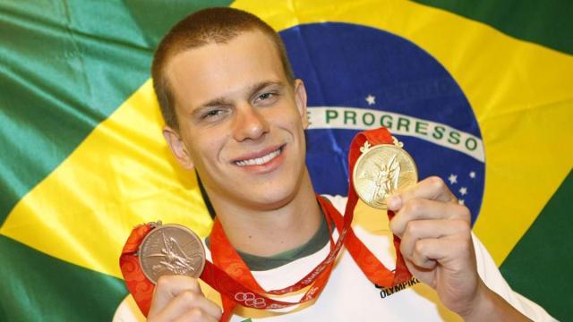 Cinco esportistas brasileiros que obtiveram sucesso em Olimpíadas