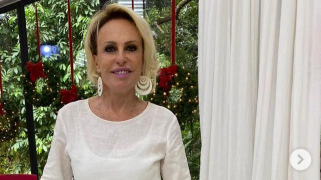Rede Globo suspende programa de Ana Maria Braga devido ao coronavírus