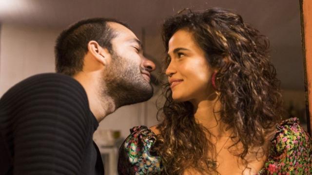 'Amor de Mãe':Lurdes pede para Sandro que conte a Magno sobre relação com Betina