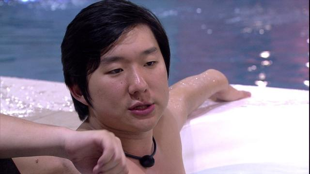 'BBB20': Pyong diz: 'prefiro sair', caso Prior e Babu forem os favoritos