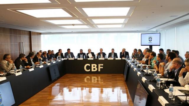 CBF suspende todos seus campeonatos por tempo indeterminado