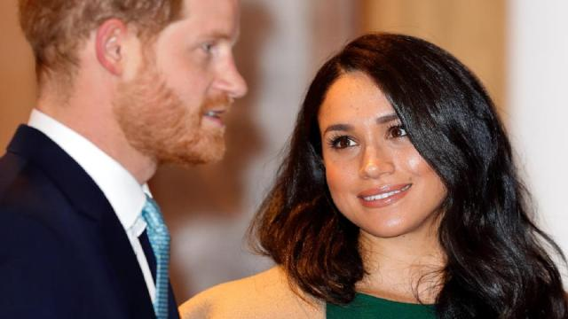 Prince Harry and Meghan look at options after becoming non-royals