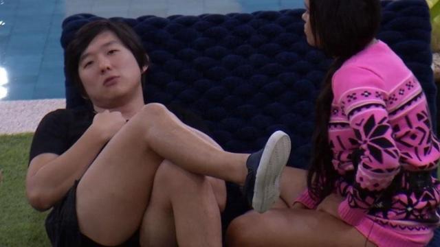 'BBB20': Pyong afirma que prefere ser eliminado do programa agora