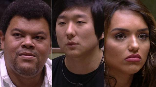 'BBB20': Pyong, Babu e Rafa compõem o oitavo paredão do reality