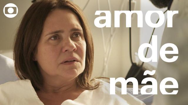 'Amor de Mãe': após inúmeras maldades, Thelma começa a delirar