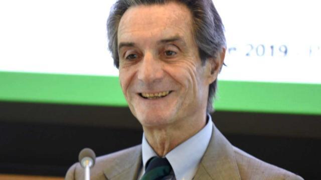 Coronavirus, Attilio Fontana ribadisce: 'restate a casa, serve più rigore a milano'