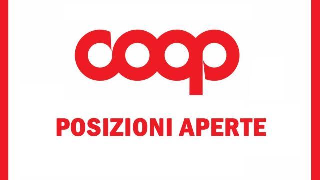 Assunzioni per varie figure professionali alla Coop
