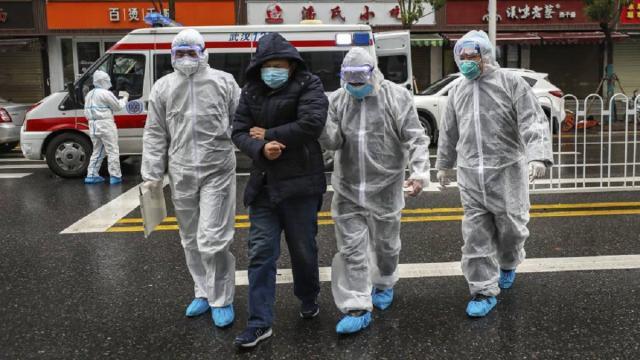 La OMS recomienda mascarillas filtrantes no quirúrgicas para protegerse del coronavirus