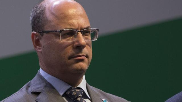 Wilson Witzel deseja decretar estado de emergência no RJ por conta do coronavírus