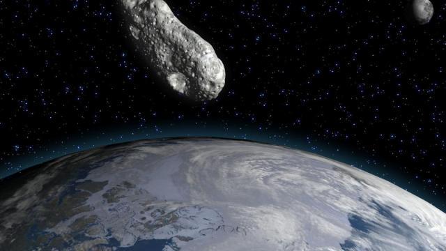 Nasa dá aviso a cerca de asteroide que se aproximará da Terra em um mês
