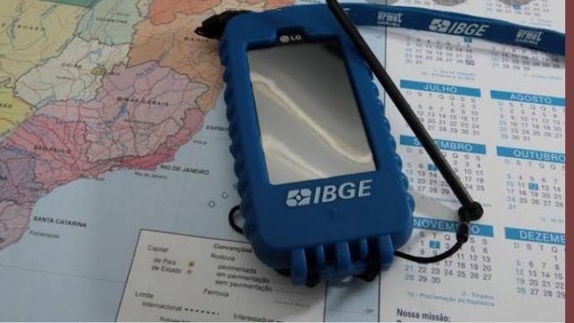 IBGE abre edital de concurso para 208.695 vagas de emprego em todo país