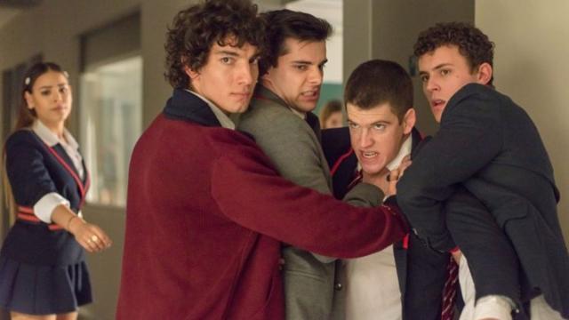 5 atores do série de origem espanhola 'Elite'