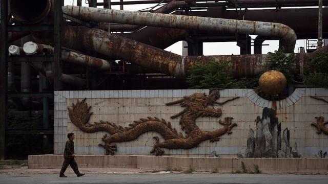 El coronavirus está afectando al sector siderúrgico en China