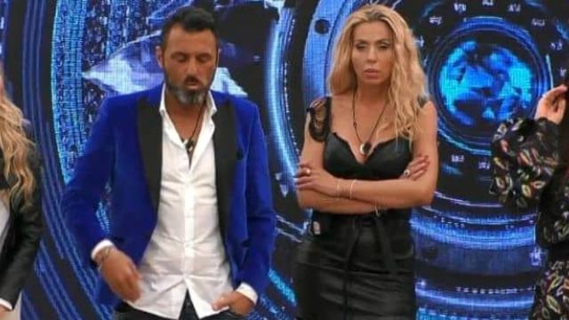 GF Vip, Sossio su Valeria Marini: 'Non ci voglio più avere a che fare'