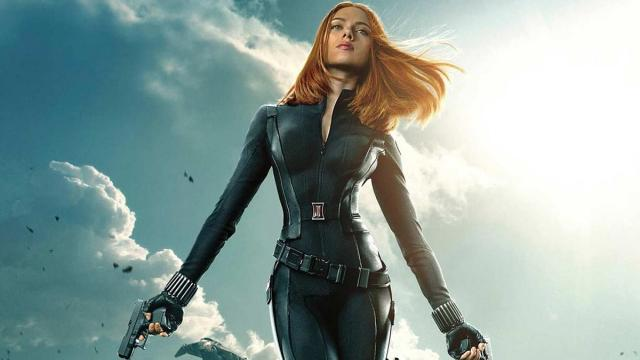 'Black Widow' release delayed amid coronavirus pandemic